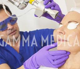 Laser dermatologici