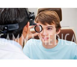 Esame del fondo oculare
